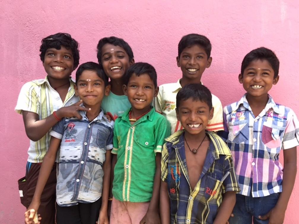 Projet de développement, Inde, générosité, changements positifs