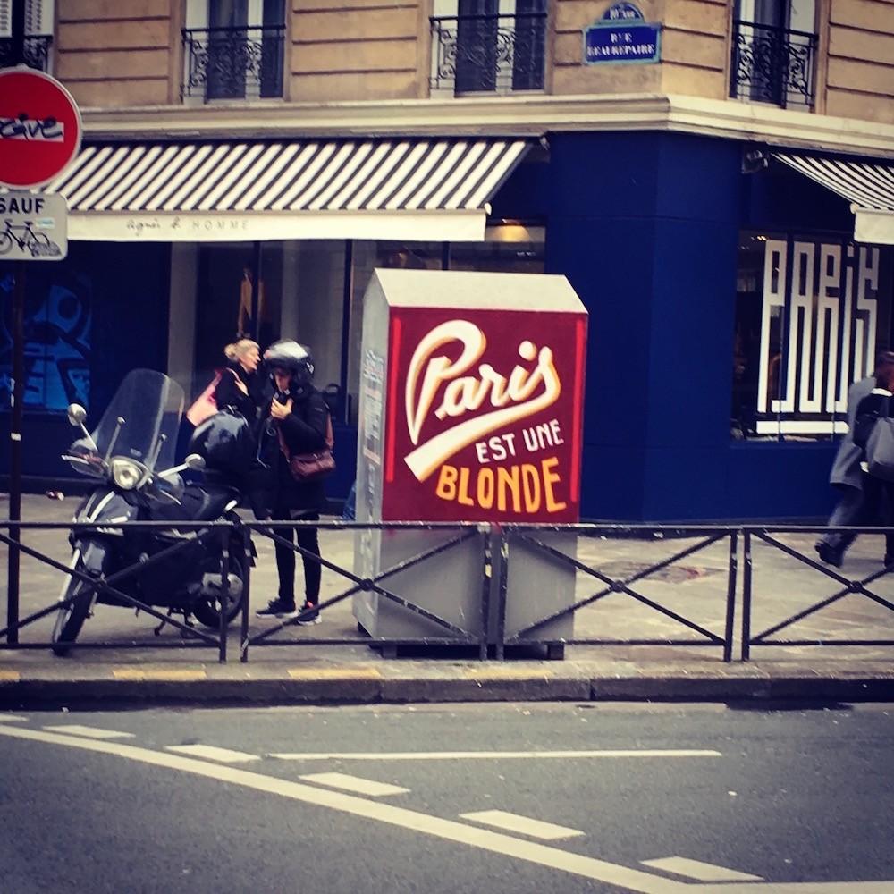 Souvenirs, Voyage, tourisme, Amour de Paris, balade, mélancolie