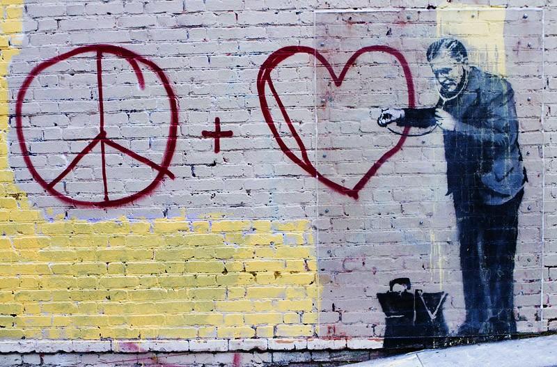 mathilde vermer, auteure, nos vies, habiter 2018, solidarité, banksy, street art