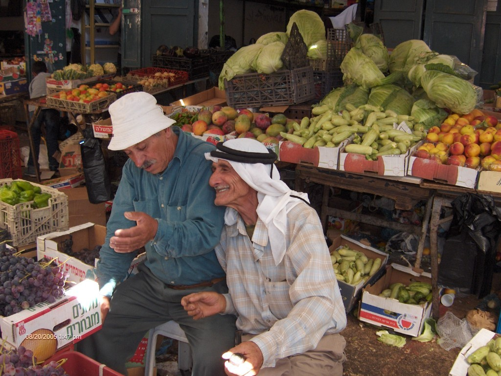 mathilde vermer : jour de marché
