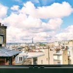Paris, départ, fenêtre ouverte, s'envoler, construire sa vie, liberté, choix, Mathilde Vermer, chroniques